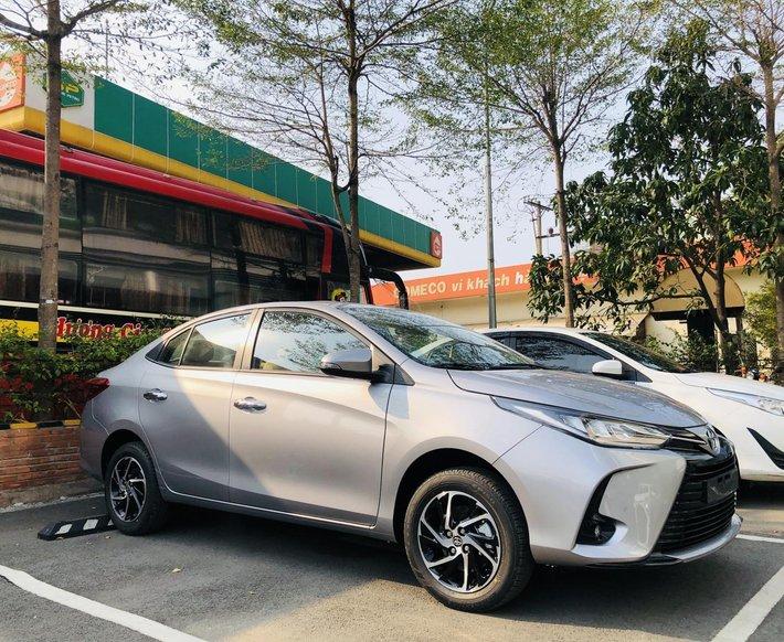 Toyota Vios 2021 - Khởi xướng trào lưu - Nhiều ưu đãi hấp dẫn0