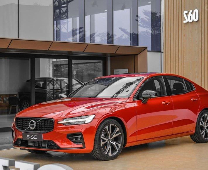 Volvo S60 - Sedan an toàn nhất thế giới - giao ngay0