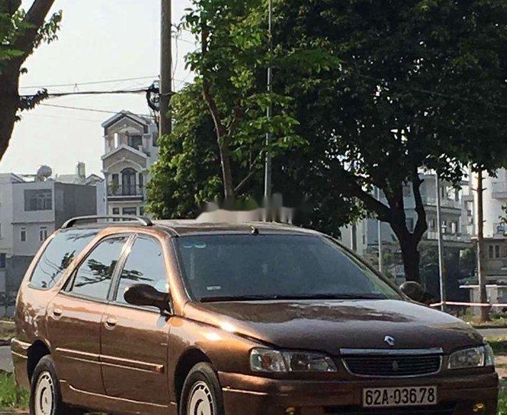 Cần bán xe Renault Laguna năm 1996, nhập khẩu nguyên chiếc0