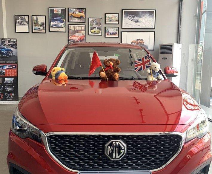 Cần bán xe MG ZS đời 2020, màu đỏ, nhập khẩu nguyên chiếc0