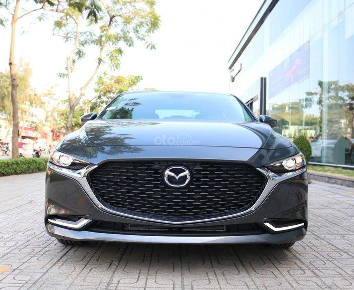 New Mazda 3 2021 Luxury, ưu đãi lên đến 60tr, đủ màu, tặng phụ kiện cao cấp0
