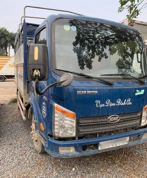 Bán xe tải mui Veam VT252 SX 20170