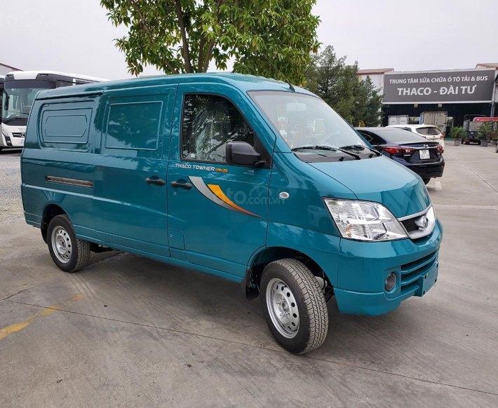 Xe tải Van 2S chạy phố tải 945kg 2 chỗ Hà Nội - khuyến mãi 200 Lít xăng trong tháng 60