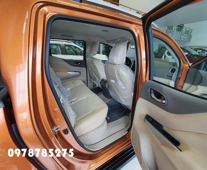 Sinh nhật công ty ưu đãi khủng - Nissan Navara El A-IVI 2021 giảm giá cực mạnh, 250tr nhận xe, đủ màu giao ngay5