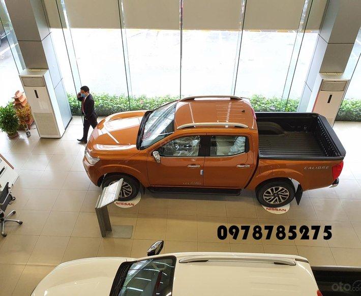 Sinh nhật công ty ưu đãi khủng - Nissan Navara El A-IVI 2021 giảm giá cực mạnh, 250tr nhận xe, đủ màu giao ngay2