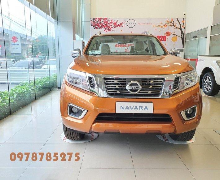 Sinh nhật công ty ưu đãi khủng - Nissan Navara El A-IVI 2021 giảm giá cực mạnh, 250tr nhận xe, đủ màu giao ngay0