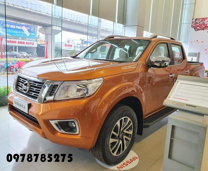 Sinh nhật công ty ưu đãi khủng - Nissan Navara El A-IVI 2021 giảm giá cực mạnh, 250tr nhận xe, đủ màu giao ngay1