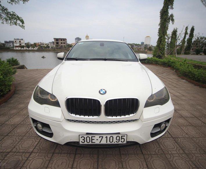 Bán BMW X6 2009, màu trắng cực chất1