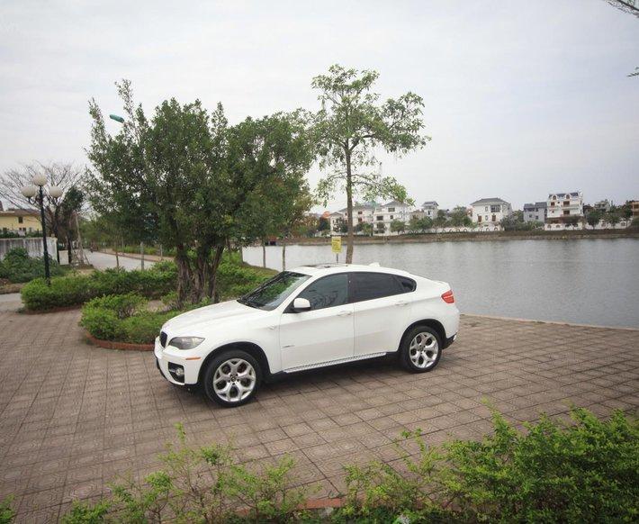 Bán BMW X6 2009, màu trắng cực chất2