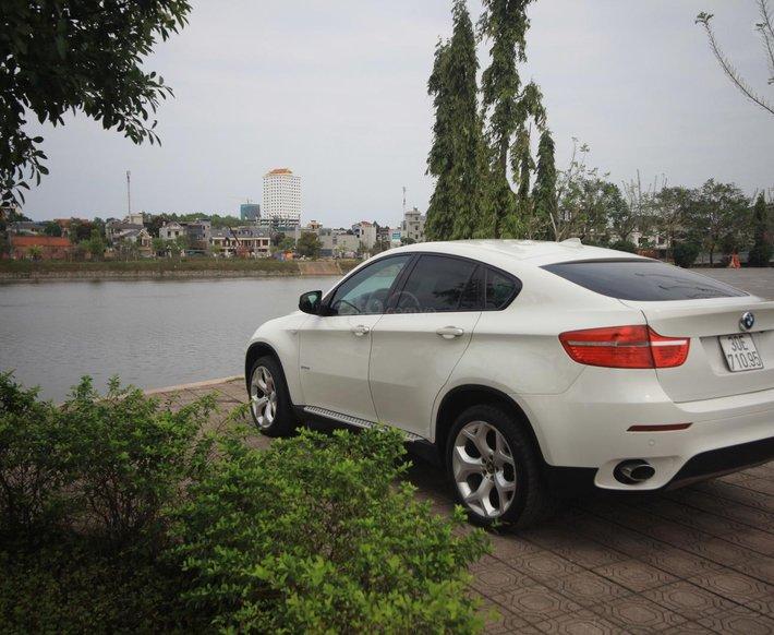 Bán BMW X6 2009, màu trắng cực chất4