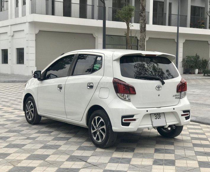 Bán xe Toyota Wigo 1.2G MT sản xuất năm 2019, giá chỉ 305 triệu6