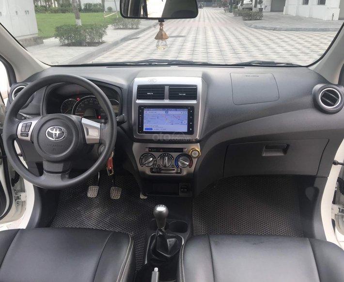 Bán xe Toyota Wigo 1.2G MT sản xuất năm 2019, giá chỉ 305 triệu13