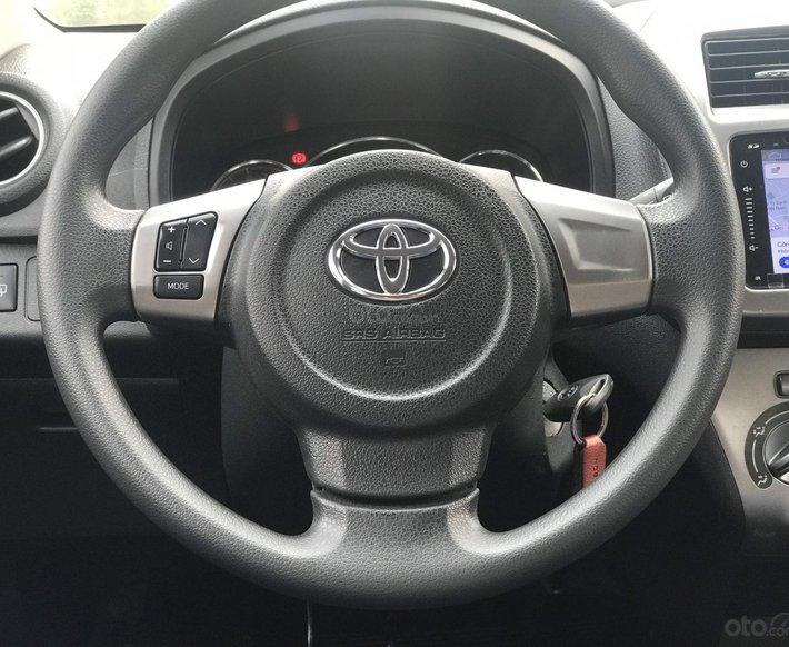 Bán xe Toyota Wigo 1.2G MT sản xuất năm 2019, giá chỉ 305 triệu14