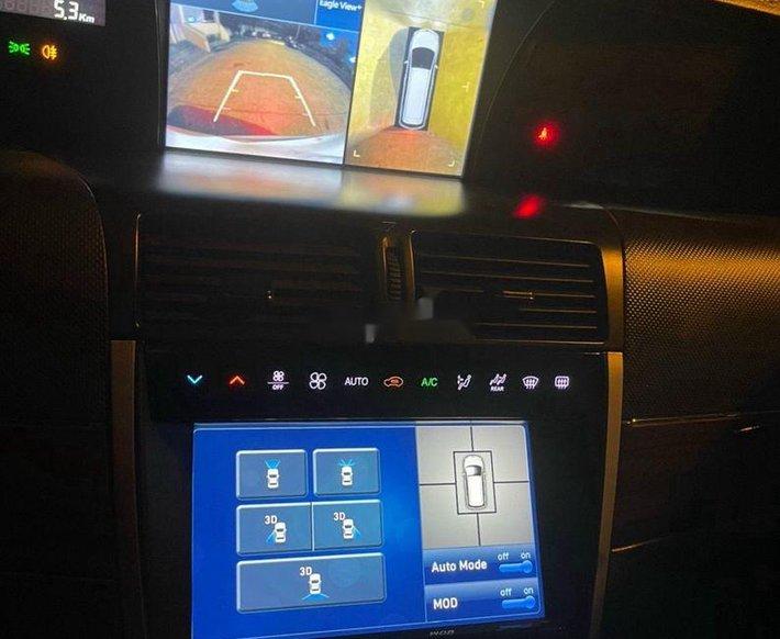 Cần bán gấp Luxgen M7 sản xuất năm 2017, xe nhập còn mới7