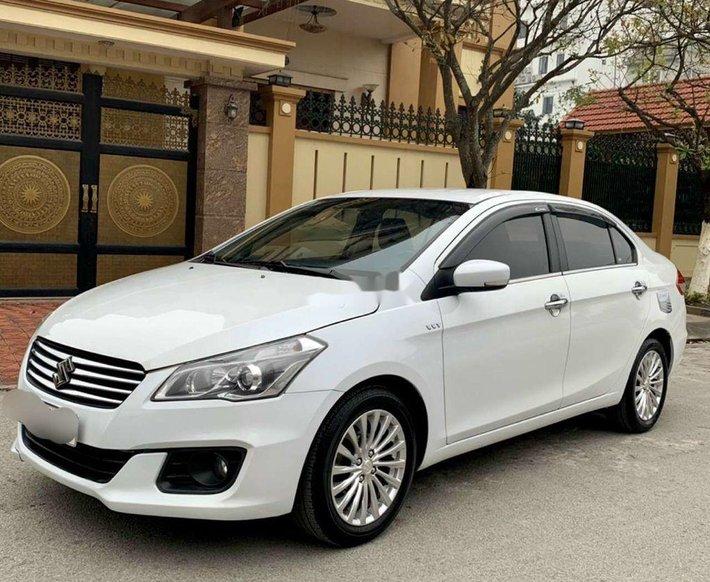 Bán xe Suzuki Ciaz năm sản xuất 2017, xe nhập còn mới, 398 triệu0