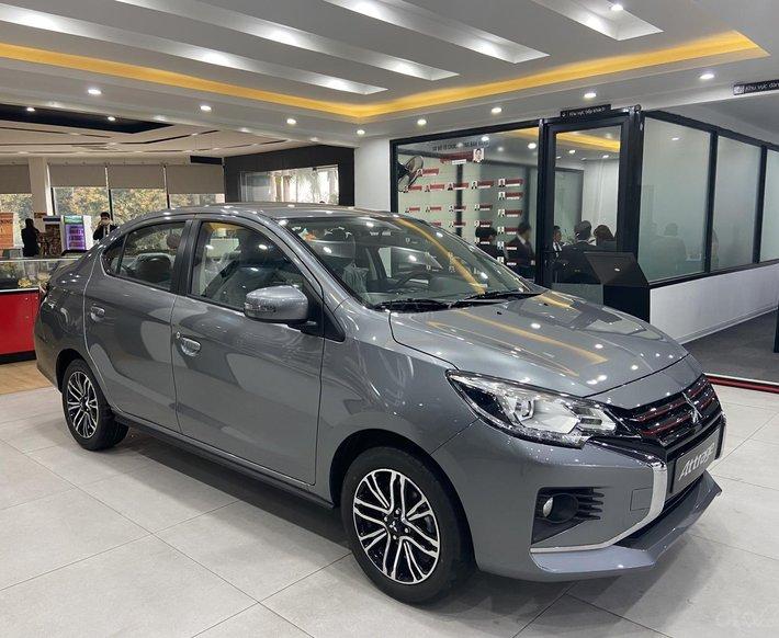 Mitsubishi Attrage Premium khuyến mại 50% thuế trước bạ, giá tốt nhất miền Bắc1