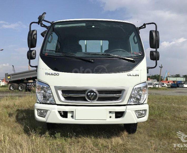 Cần bán xe Thaco OLLIN 700 sản xuất 2021, giá chỉ 376 triệu0