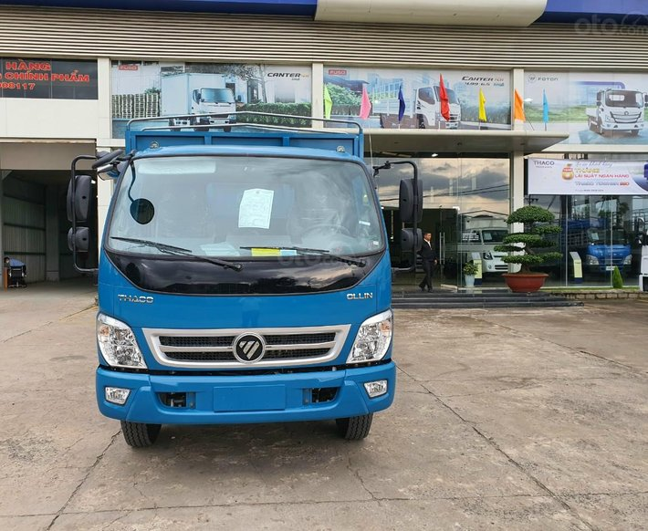 Cần bán xe Thaco Ollin 120 sản xuất 2021, 524tr0