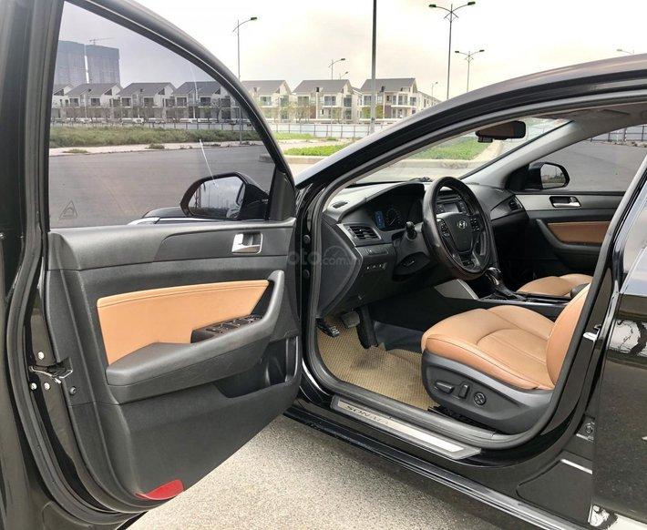 Bán Hyundai Sonata 2015, nhập khẩu, xe rất mới6