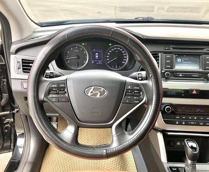 Bán Hyundai Sonata 2015, nhập khẩu, xe rất mới9