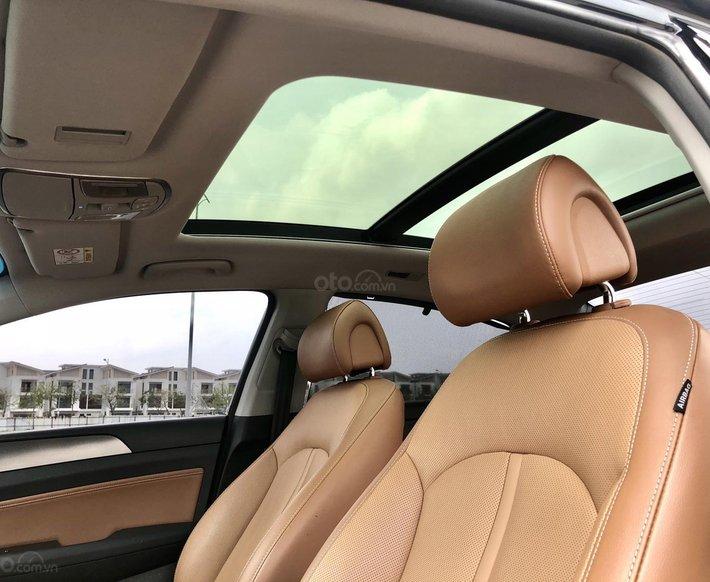 Bán Hyundai Sonata 2015, nhập khẩu, xe rất mới11