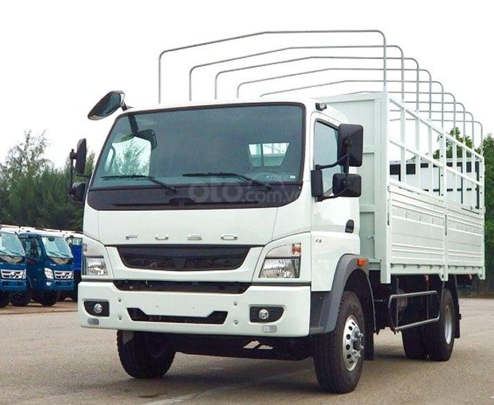 Thaco Trường Hải Phan Thiết bán xe tải Mitsubishi FUSO FA140 sản xuất năm 20210