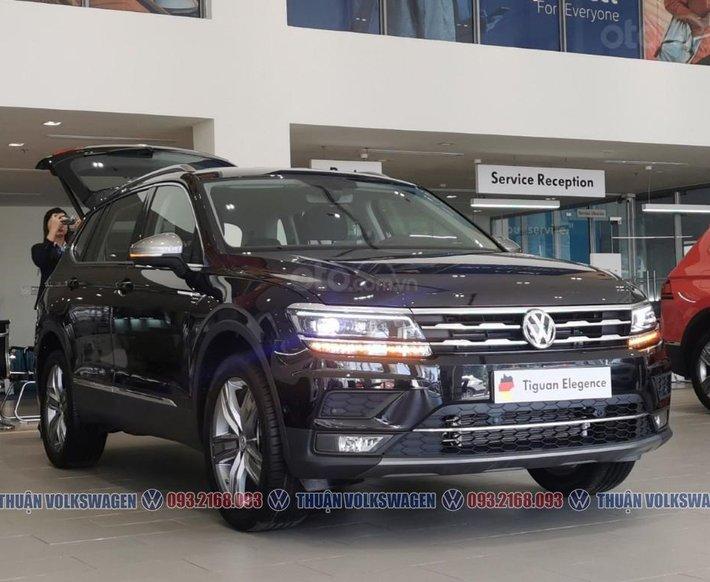 [ Volkswagen Đắk Lắk ] xe Đức nhập khẩu nguyên chiếc Tiguan Elegance 2021 tặng 100 triệu, LH Mr Thuận để lái thử0