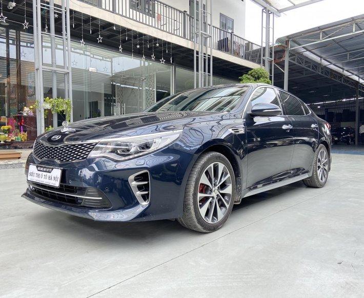 Bán xe Kia Optima năm 2018, xe đẹp rất mới, chuẩn 47.000km, bao test hãng1
