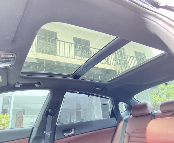 Bán xe Kia Optima năm 2018, xe đẹp rất mới, chuẩn 47.000km, bao test hãng10