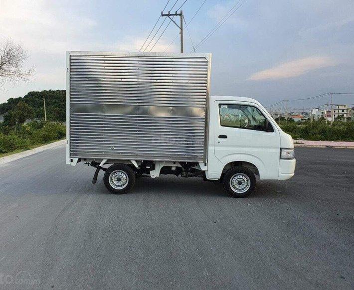 Suzuki Carry Pro 810 kg, nhập khẩu, giá tốt, nhiều khuyến mại, sẵn xe giao ngay0