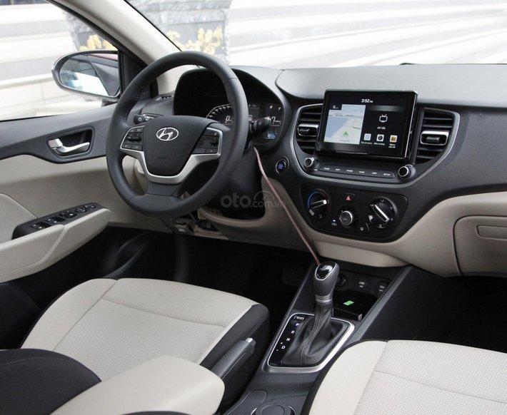 [ Đại lý Hyundai ] Accent 2021 giá tốt tháng 3, hỗ trợ trả góp 85%, thủ tục đơn giản, đủ màu giao ngay, quà tặng hấp dẫn4