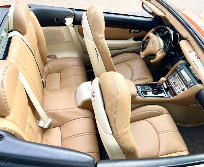 Lexus SC430 nhập Mỹ 2008, 4 chỗ mui xếp cứng Convertible, loại hàng hiếm14