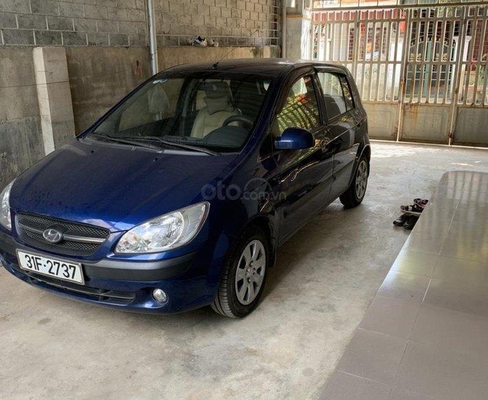 Cần bán Hyundai Getz sản xuất 2010, giá cạnh tranh0