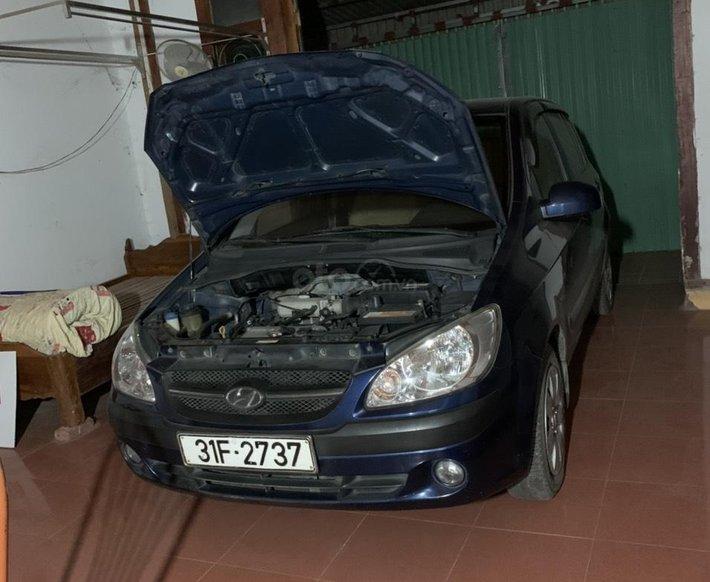 Cần bán Hyundai Getz sản xuất 2010, giá cạnh tranh1