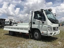 Thaco Phan Thiết - Bình Thuận cần bán xe tải Thaco OLLIN700 thùng lửng năm 20210