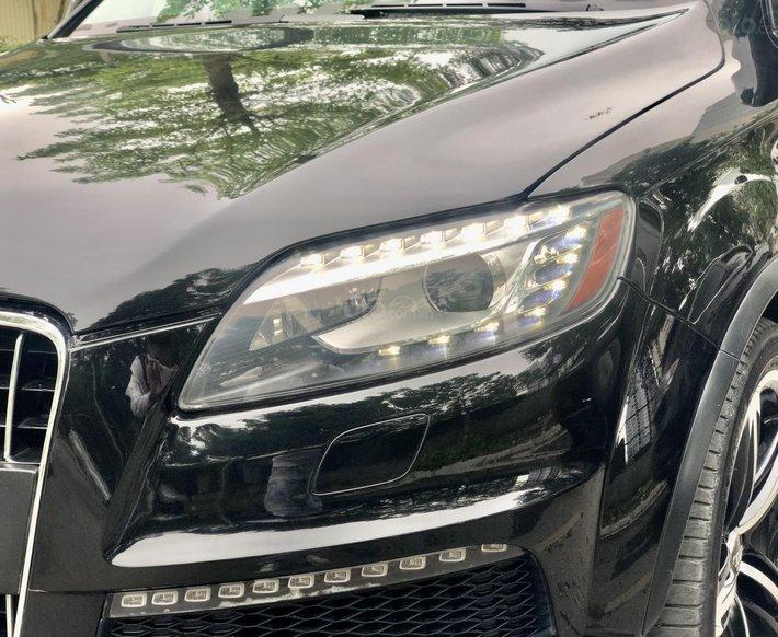 Audi Q7 3.6 V6 Quattro S Line sản xuất năm 2012 trang bị nhiều option chính hãng0
