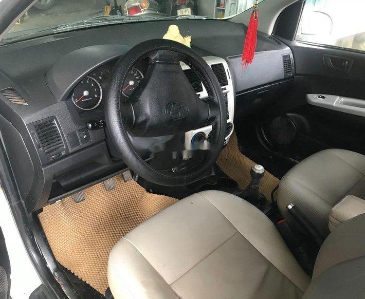 Bán Hyundai Getz năm 2009, màu trắng, nhập khẩu, giá 138tr3