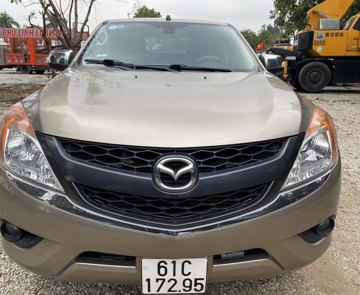Bán ô tô Mazda BT 50 năm 2015, giá chỉ 465 triệu1