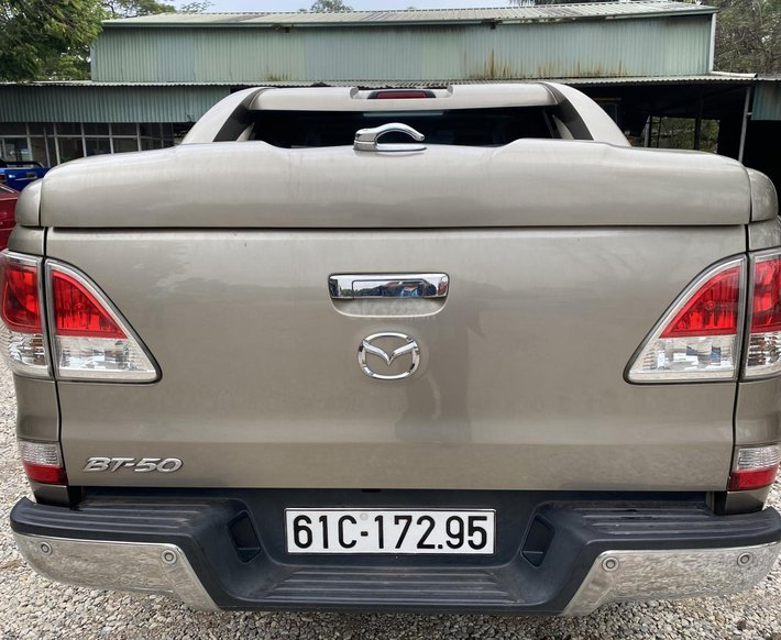 Bán ô tô Mazda BT 50 năm 2015, giá chỉ 465 triệu4