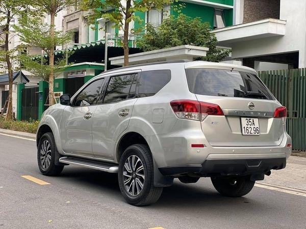 Bán ô tô Nissan Terra E năm 2019, màu bạc, xe mới sử dụng1