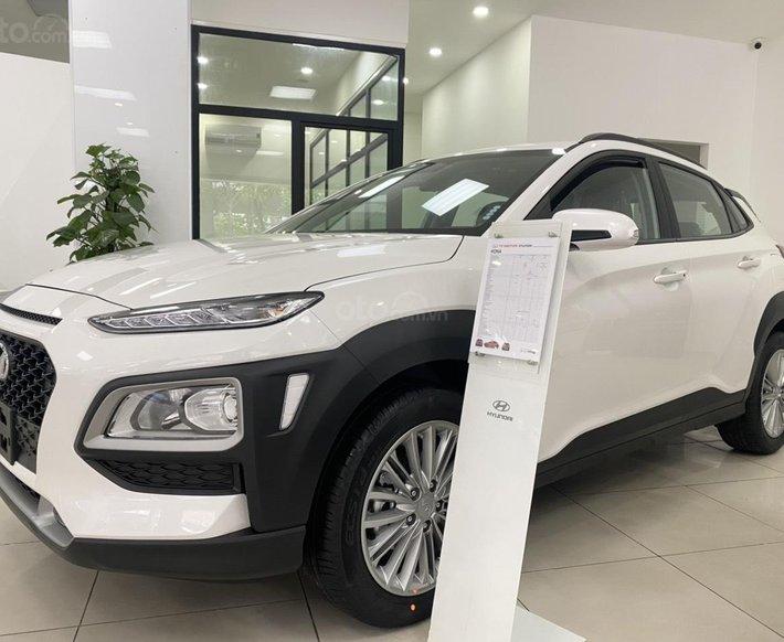 Hyundai Cầu Diễn bán Hyundai Kona 2021 trắng, giảm 10 triệu, nhiều ưu đãi3