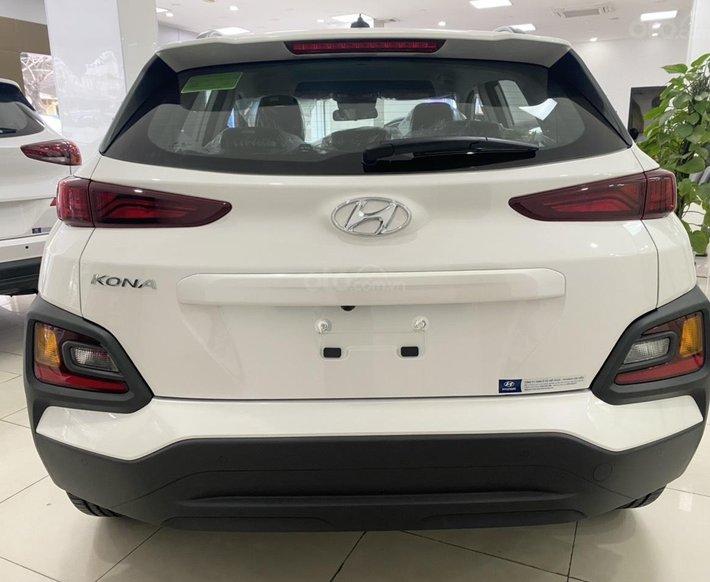 Hyundai Cầu Diễn bán Hyundai Kona 2021 trắng, giảm 10 triệu, nhiều ưu đãi8