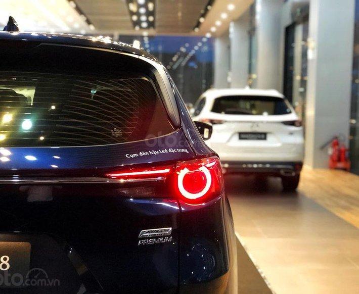 Bán Mazda CX-8 2021, chỉ 240 triệu nhận xe ngay, hỗ trợ vay 90%, nhiều quà tặng hấp dẫn trong T4, giao xe tận nhà giá rẻ nhất Sài Gòn4