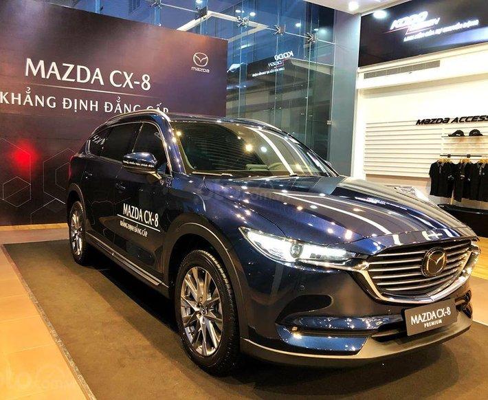 Bán Mazda CX-8 2021, chỉ 240 triệu nhận xe ngay, hỗ trợ vay 90%, nhiều quà tặng hấp dẫn trong T4, giao xe tận nhà giá rẻ nhất Sài Gòn0