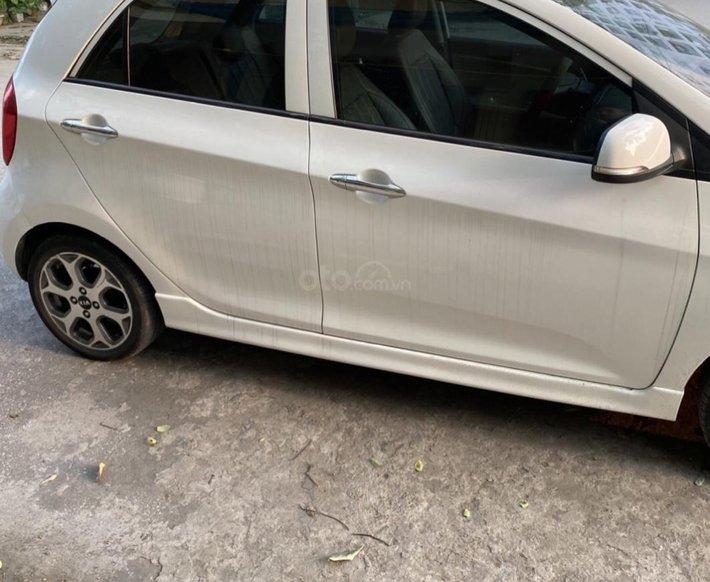 Cần bán lại xe Kia Morning Si sản xuất 2016, giá tốt2