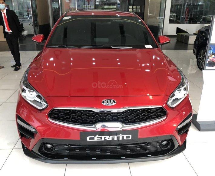 [Hà Nội] Kia Cerato All New 2021 ưu đãi lên đến 65tr tiền mặt, đủ màu, sẵn giao ngay0