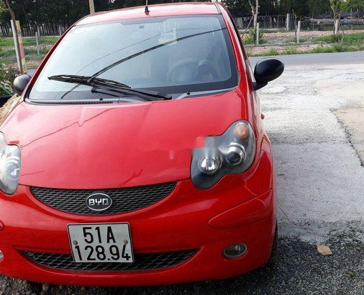 Bán BYD F0 năm sản xuất 2011, xe nhập chính chủ giá cạnh tranh6