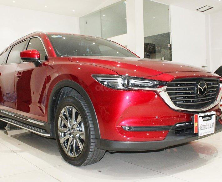 Bán xe Mazda CX-8 năm 2020, lướt 3.000km, trả góp chỉ 395 triệu2