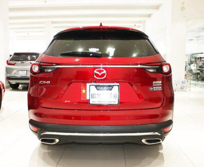 Bán xe Mazda CX-8 năm 2020, lướt 3.000km, trả góp chỉ 395 triệu3