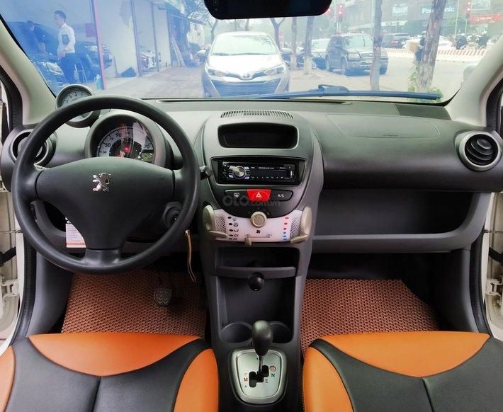 Bán nhanh chiếc Peugeot 107 1.0AT đời 20104